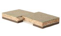 Boden-Akustikplatte / Spanplatte / selbsttragend / nicht angegeben