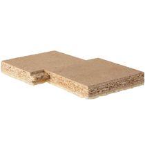 Boden-Akustikplatte / für Decke / Spanplatte / selbsttragend