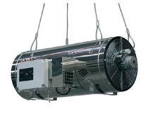 Elektrischer Lufterhitzer / hängend