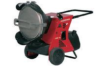 Infrarot-Heizkörper / Stehend / Gas / für berufliche Nutzung / mobil