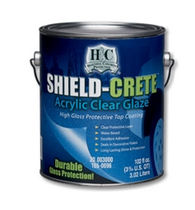 Bodenfarbe H&C® SHIELD-CRETE® ACRYLIC CLEAR GLAZE Sherwin-Williams