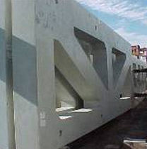 Fertig-Windaussteifungs-Stahlbetonmauer K-WALL High Concrete