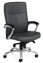 moderner Chefsessel aus Leder FLEXAR �: 3612-2 GLOBAL totaloffice