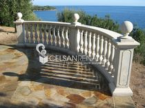 Steinbalustrade  Celsan Renato
