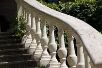 Steinbalustrade Castello Monaci Decor