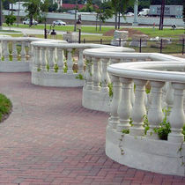 Steinbalustrade CAST STONE The Stromberg Group