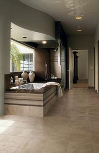 Innenraum Fliesen / Für Badezimmer / Für Böden / Feinsteinzeug