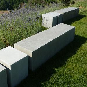 Gartenbank modern beton  Gartenbank - alle Hersteller aus Architektur und Design - Videos ...