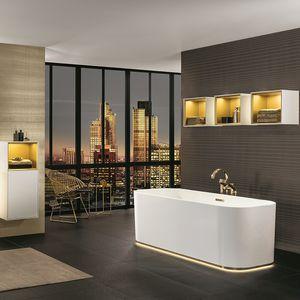 Modernes Badezimmer, Modernes Bad - alle Hersteller aus Architektur ...