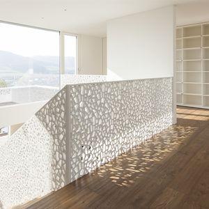 HPL Geländer / Platten / Innenraum / Für Treppen