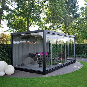 Glas Gartenhaus   alle Hersteller aus Architektur und Design