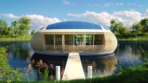 Moderne häuser mit holz  Modernes Haus - alle Hersteller aus Architektur und Design ...