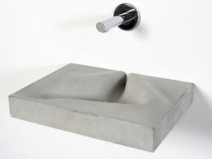 Beton-Waschbecken - alle Hersteller aus Architektur und Design - Videos