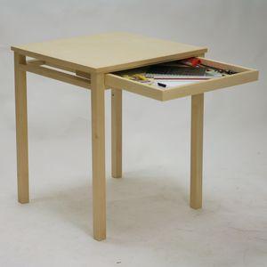Tisch mit Schublade - alle Hersteller aus Architektur und Design