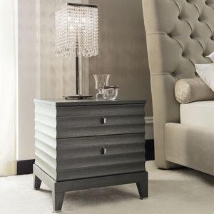 Cool Elegant Moderner Nachttisch Holz Quadratisch Fr Hotels With Graue  Nachttische With Nachttisch Fr Grau