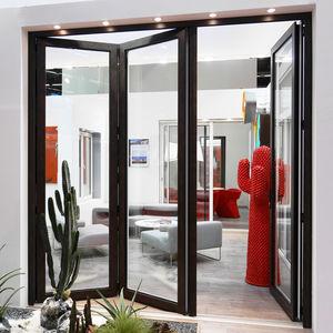 Faltbare Tür - alle Hersteller aus Architektur und Design - Videos