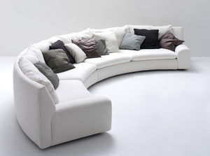 Sofa halbrund  Halbrundes Sofa - alle Hersteller aus Architektur und Design ...