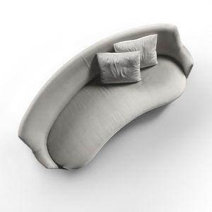 Sofa rund design  Halbrundes Sofa - alle Hersteller aus Architektur und Design - Videos