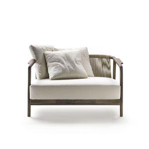 Designer couch holz  Holz-Sofa - alle Hersteller aus Architektur und Design - Videos