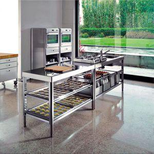 Edelstahl Küche | Edelstahl Kuche Alle Hersteller Aus Architektur Und Design Videos