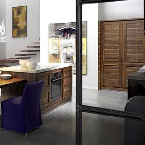 Kochinsel-Küche, Küche mit Kücheninsel - alle Hersteller aus ...