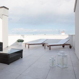 Garten Und Terrasseneinrichtungen Terrassenplatten Und Stelzlager