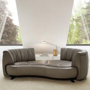 Sofa runde form  Halbrundes Sofa - alle Hersteller aus Architektur und Design - Videos