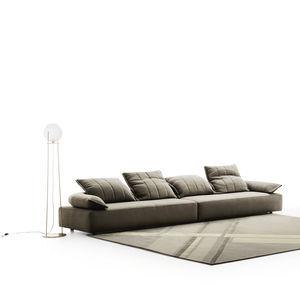 Schon Modulierbares Sofa / Modern / Stoff / Schrägstellbar