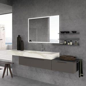 Badezimmer-Schrank - alle Hersteller aus Architektur und Design - Videos