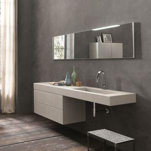 Moderner Waschtisch design waschtisch mit unterschrank die schönsten einrichtungsideen