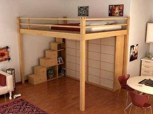 Hochbett kinder design  Hochbett - alle Hersteller aus Architektur und Design - Videos