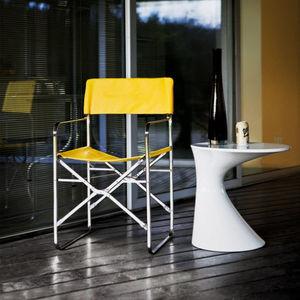 Moderner Stuhl / Kufen / Zum Klappen / Mit Abnehmbaren Bezug