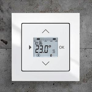Thermostat Fur Fussbodenheizung Alle Hersteller Aus Architektur Und