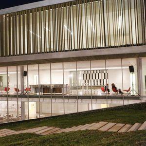 Holz-Sonnenschutzlamelle - alle Hersteller aus Architektur und ...