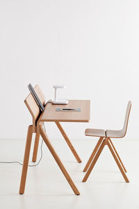 Holz-Schreibtisch / Skandinavisches Design / von Ronan & Erwan ...