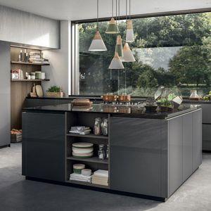 Glas-Küche - alle Hersteller aus Architektur und Design - Videos ...