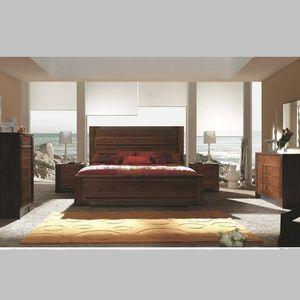 Standardbett / Doppelt / Modern / Kopfteil