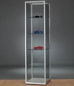 Moderne Vitrine / Glas / Holz / Aluminium - MPC 400 - SDB ...