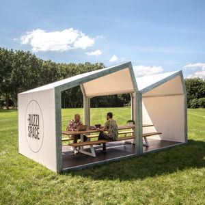 Stahl Gartenhaus metall-gartenhaus - alle hersteller aus architektur und design