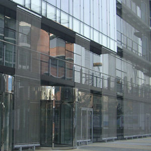Fassadenverkleidung Aus Metall Alle Hersteller Aus Architektur Und