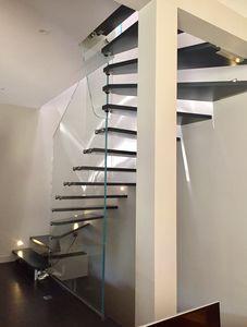 Halbgewendelte Treppe halbgewendelte treppe alle hersteller aus architektur und design