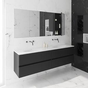 Moderner Waschtischunterschrank - alle Hersteller aus Architektur ... | {Waschtischunterschrank design 38}