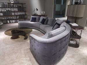 Designer couch rund  Halbrundes Sofa - alle Hersteller aus Architektur und Design - Videos