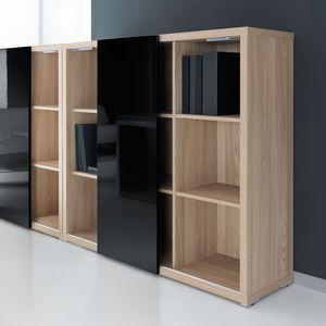 Büroschrank aus holz  Niedriger Aktenschrank - alle Hersteller aus Architektur und Design ...