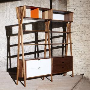 Wandregal designklassiker  Regal / originelles Design - alle Hersteller aus Architektur und ...