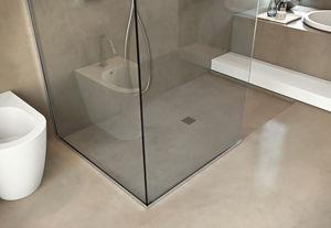 Polystyrolduschwannen - alle Hersteller aus Architektur und Design ... | {Bodengleiche duschwanne mit extra flachem ablaufsystem 86}