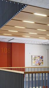 Feuerfeste Akustikplatte - alle Hersteller aus Architektur und ...