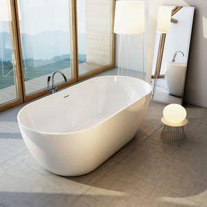 Ideal Standard Freistehende Badewanne VZ03 – Hitoiro