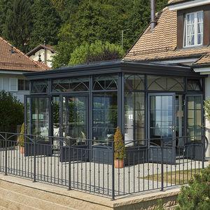 Wintergarten Viktorianischer Stil veranda wintergarten alle hersteller aus architektur und design
