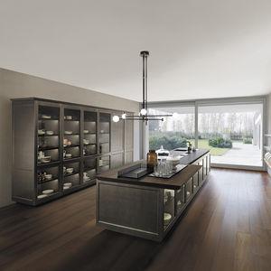 kochinsel-küche, küche mit kücheninsel - alle hersteller aus ... - Moderne Küchen Mit Kochinsel
